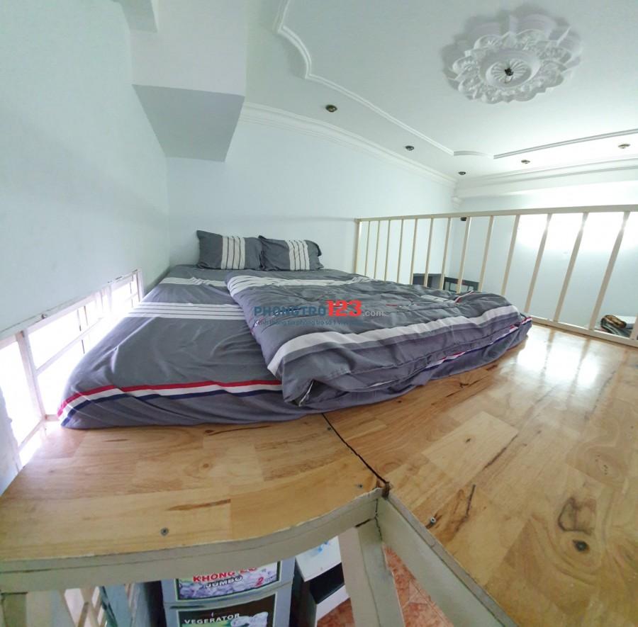 Phòng rộng gần 30m2, ngay 74 Xuân Diệu, Giảm chỉ còn 3,5 triệu/th. Có nội thất, phòng còn mới!