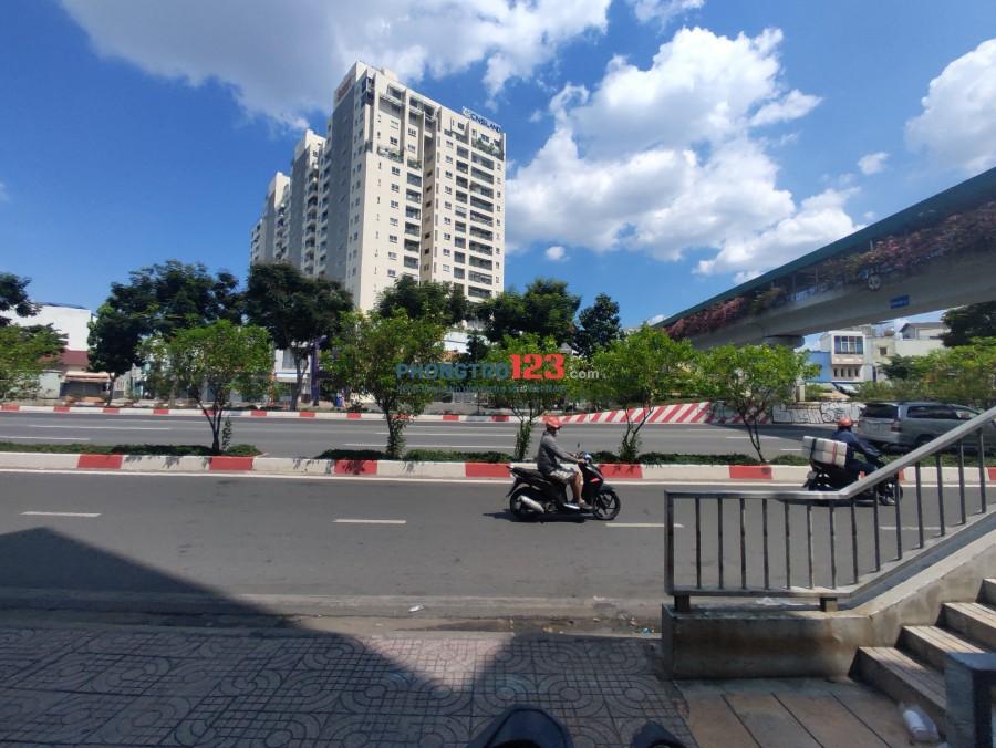Mặt bằng 35m2 mặt tiền, khu buôn bán sầm uất nhất nhì Tp.HCM. Đ/c 65, Đường Phạm Văn Đồng, Gò Vấp