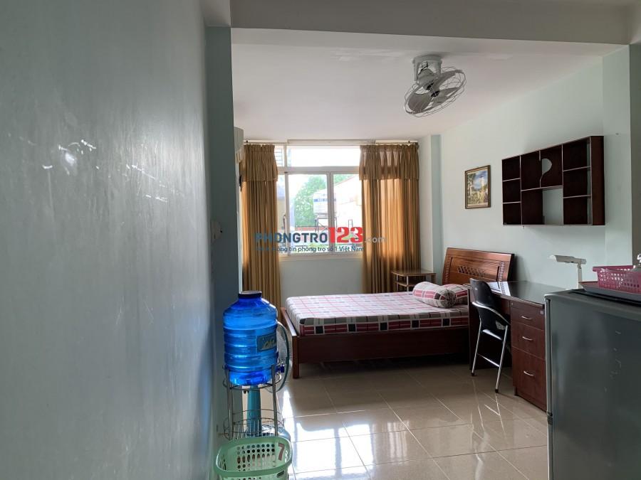 Phòng cho thuê tại 18a/15 Đường Nguyễn Thị Minh Khai, Phường Đa Kao trung tâm quận 1