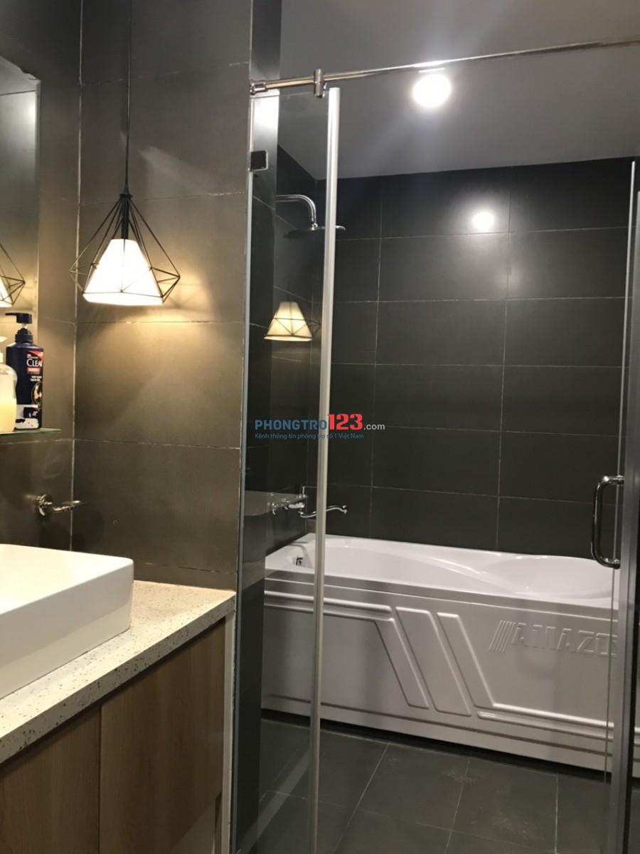 Cho thuê căn hộ cao cấp THE CITY LIGHT full nội thất sang - xịn - đẹp