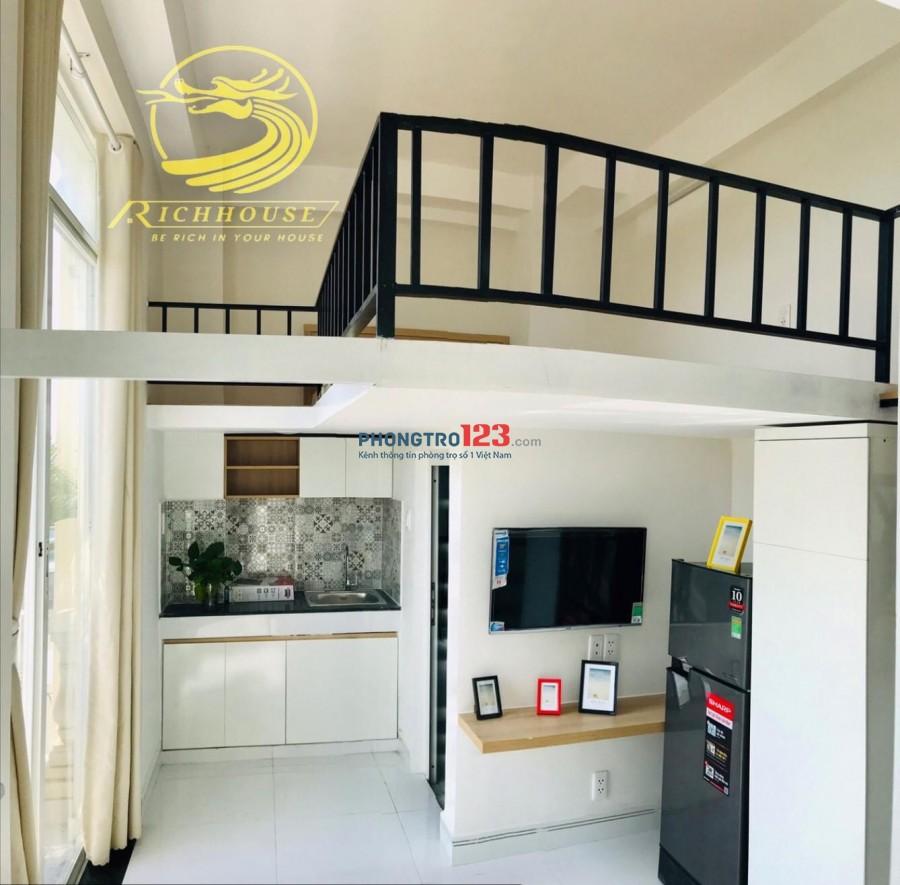 Căn hộ mini cao cấp giá chỉ như ở phòng trọ, 1063 Lê Văn Lương - Phước Kiển - Nhà Bè.