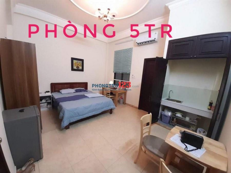Cho thuê KTX và phòng Full nội thất tại 36 Đào Duy Anh P9 Q PNhuận giá từ 1,6tr/th