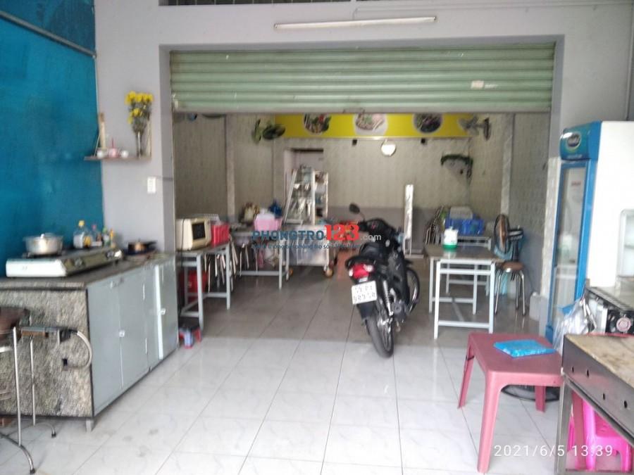 Chính chủ sang MB quán ăn Mặt tiền 27 Hoàng Bật Đạt P15 Q Tân Bình