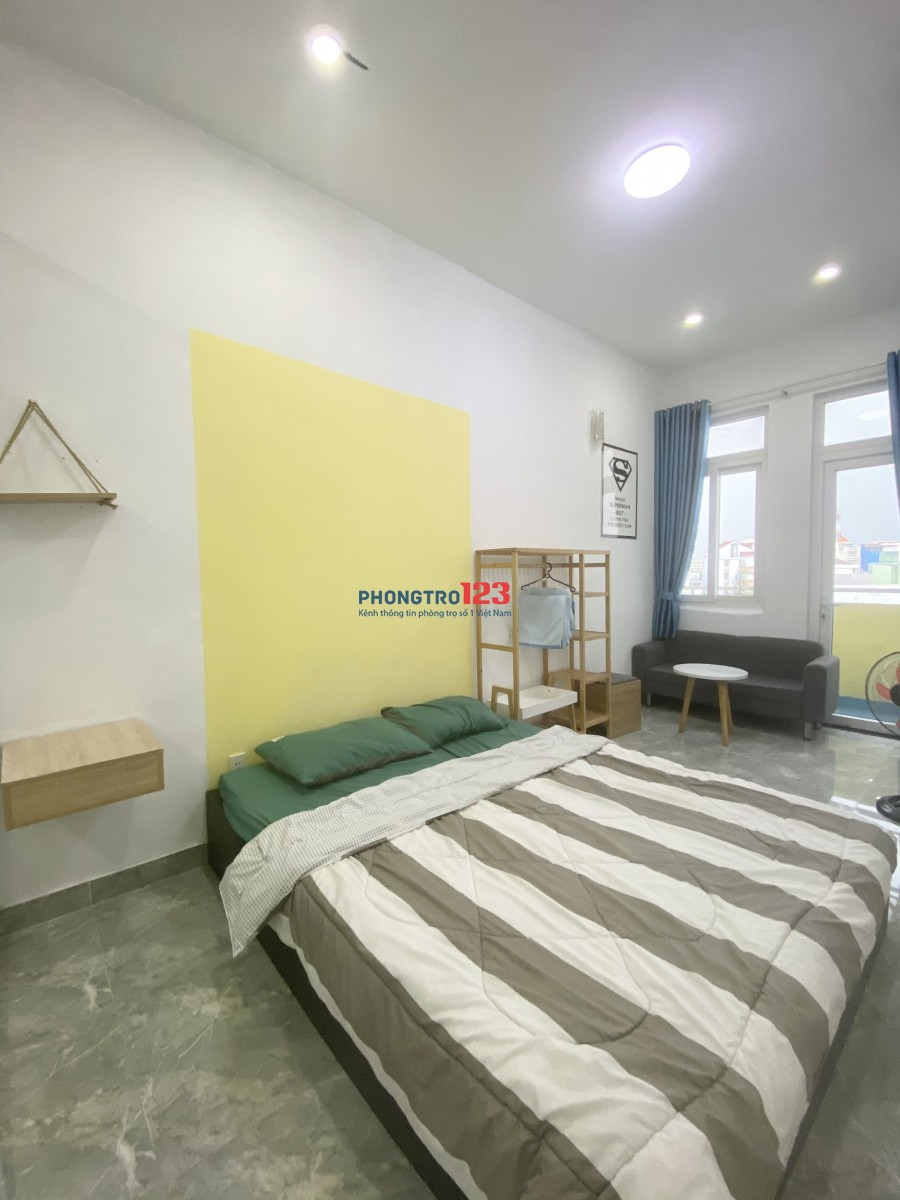 Giảm giá sập sàn, căn hộ mini 1pn tại Bình Thạnh, 686/66 Đường Xô Viết Nghệ Tĩnh