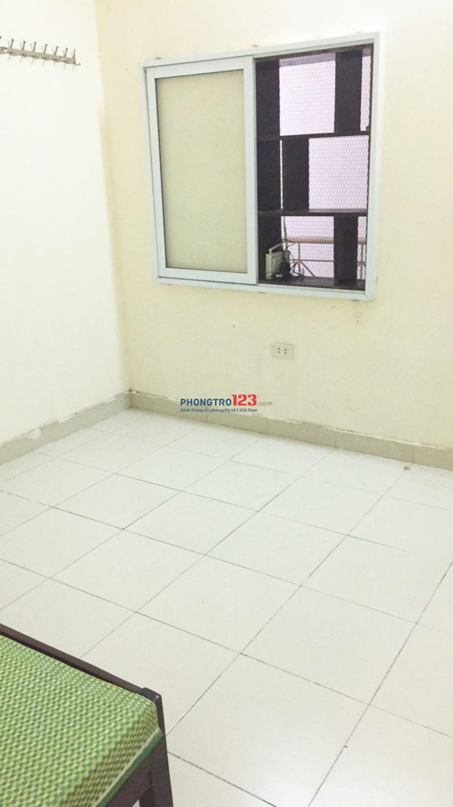 Phòng trọ cho thuê khu vực 4 Khương Trung, Phường Khương Trung, Quận Thanh Xuân ngay Ngã Tư Sở