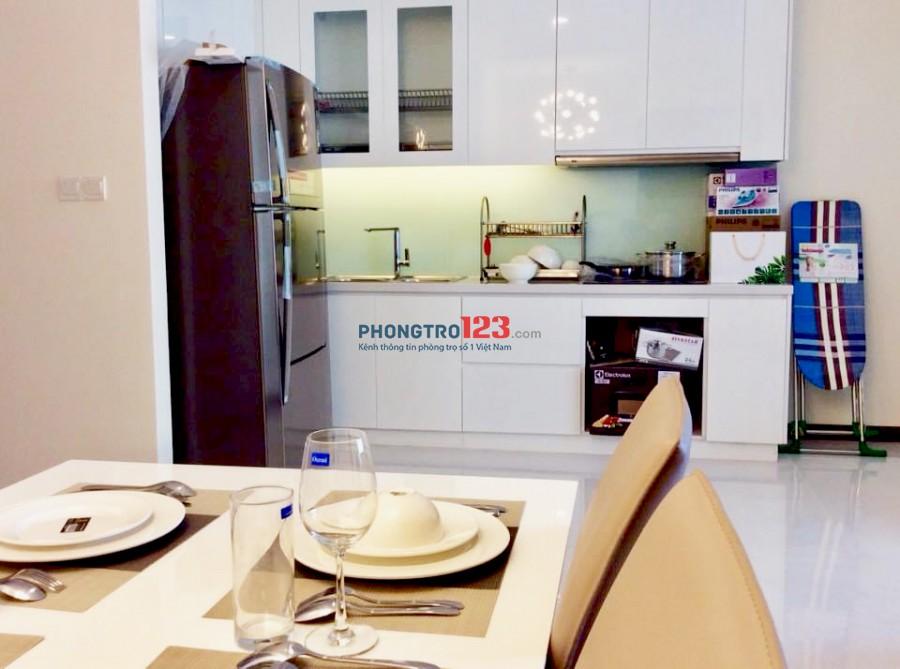 Cho thuê CH Vinhome Landmark Plus 2pn 80m2 full NT mới tinh giá tốt