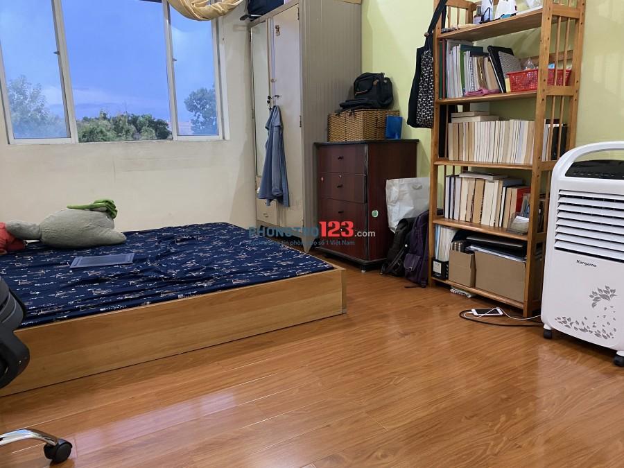 Tìm người ở ghép phòng chung cư 675 Nguyễn Kiệm 88m² 2PN