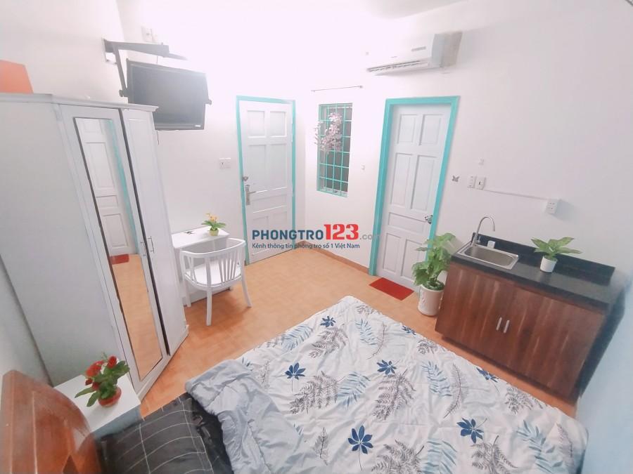Phòng 487 Cộng Hòa Tân Bình giá thuê 3tr7 cho thuê ngắn hạn - dài hạn