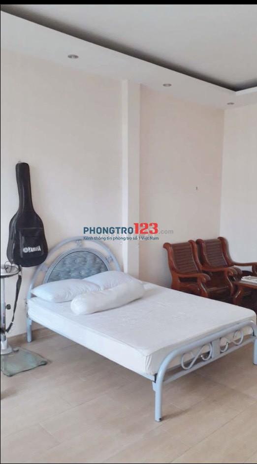Cho thuê phòng mới xây 40m2 Full nội thất tại Võ Duy Ninh P22 Q Bình Thạnh giá 5tr/th