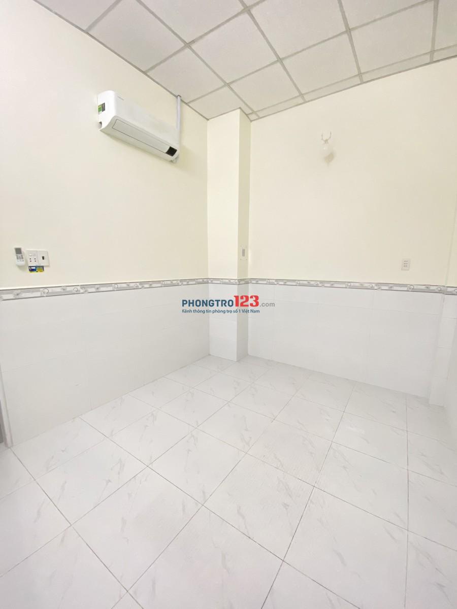 Cho thuê nhà NC 1 trệt 1 lầu 4x10 có máy lạnh tại hẻm 188 Lê Đình Cẩn Q BTân giá 6,5tr/th
