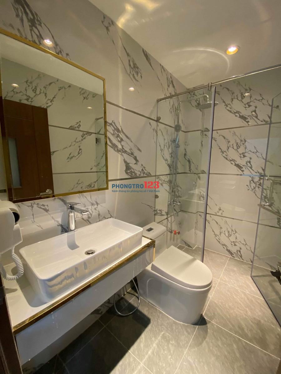 Phòng CMT8 Q10, mới xây, nội thất xịn, vào ở ngay, Xem phòng liên hệ 0866 559 400, anh Phong