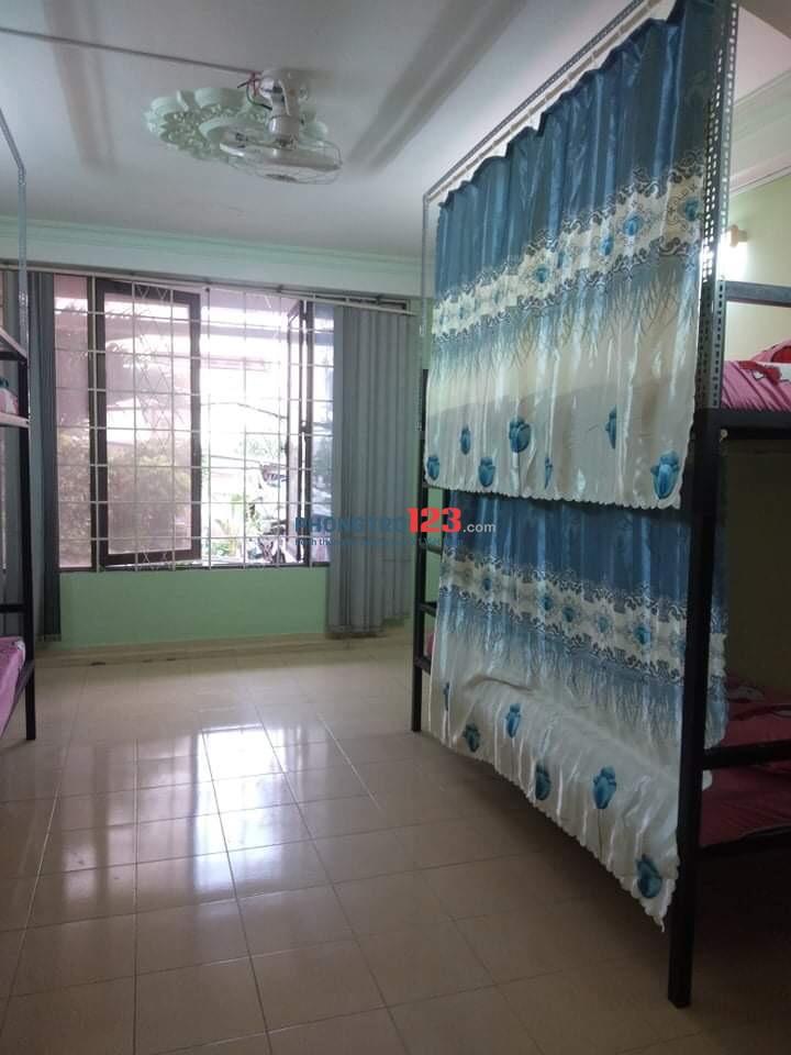 Ký túc xá giường hai tầng cao cấp giá 1tr2/tháng tại 441/65a Điện Biên Phủ, Phường 25, Quận Bình Thạnh