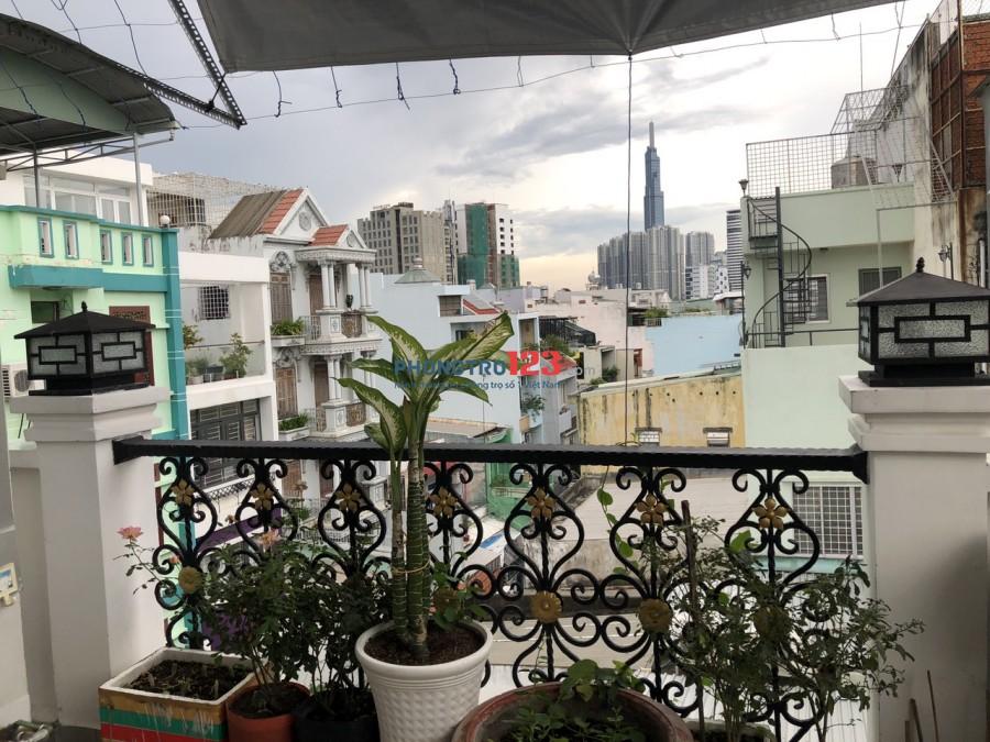 Cho thuê phòng trọ Bình Thạnh tại 234/ Đường Phan Văn Hân ngay cầu điện Biên phủ, Chợ Thị Nghè
