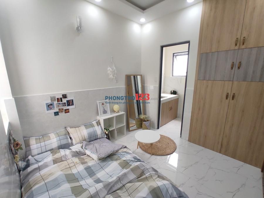 Phòng trọ mới xây tại 180 Đường Phạm Văn Bạch Tân Bình trên đường chính giao thông thuận tiện