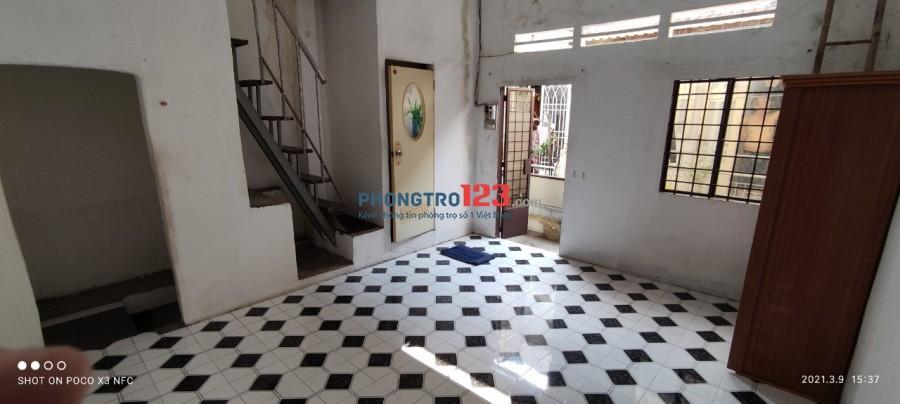 Cho thuê nhà nguyên căn 70m2 1 trệt 1 lầu đường Nguyễn Thanh Tuyền Quận Tân Bình.