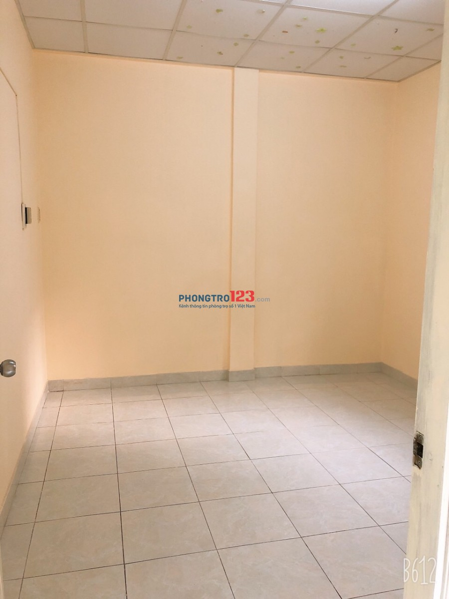 Cho thuê chung cư Hùng Vương, Q5, 80m2, 3PN, 2WC