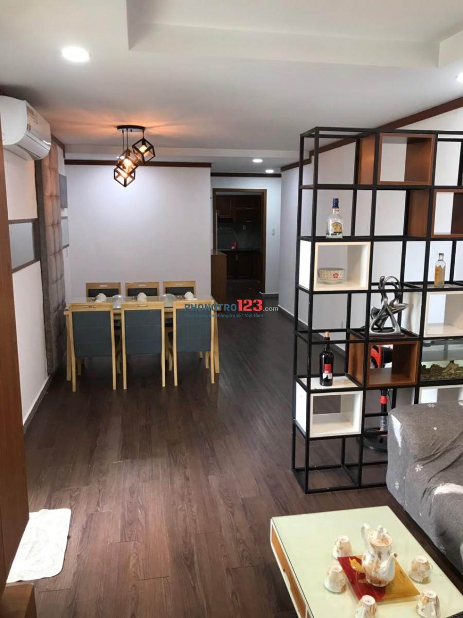 Tìm bạn share phòng Master trong căn hộ Hoàng Anh Gia Lai. Chi phí: 3.500.000 - bao phí quản lí