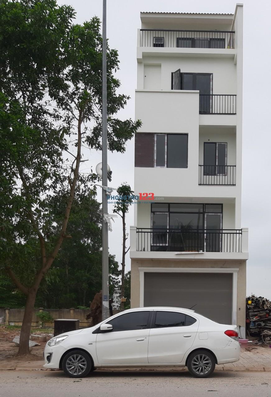 Cho thuê mặt bằng tầng 1, 2, 3 lâu dài tại Lô 94 Đại lộ CESDP, Khu Dân cư Phường Đông Vệ