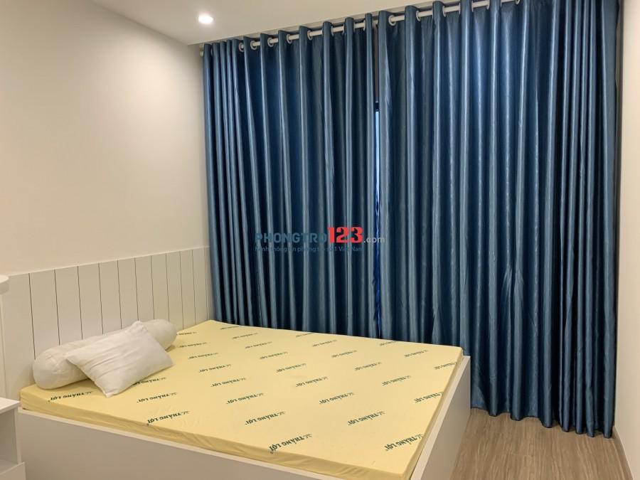 Cho thuê căn hộ 2 phòng ngủ, full nội thất giá 6 triệu tại Đường Nguyễn Xiển, Phường Long Thạnh Mỹ, Quận 9