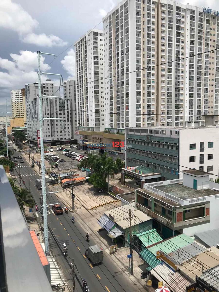 Phòng trọ đầy đủ nội thất cao cấp 35m2, mới xây sạch sẽ, tại 802 Âu Cơ, Tân Bình