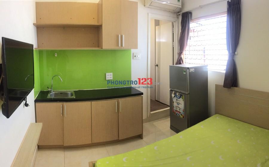 Chính chủ cho thuê phòng trọ cao cấp dạng căn hộ mini tại 127/17 Đường Âu Cơ, Phường 14, Quận 11