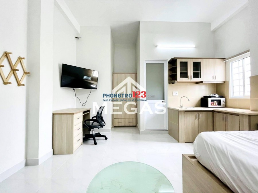 Khai trương căn hộ dịch vụ giáp Lý Chiêu Hoàng Quận 6, full nội thất. Giá chỉ từ 5tr - 6tr