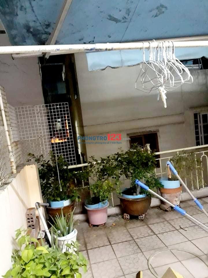 Cho Thuê Phòng Q1,16m2 có cửa sổ lớn thoáng mát, toilet riêng, máy giặt, nóng lạnh, giá 3tr2.