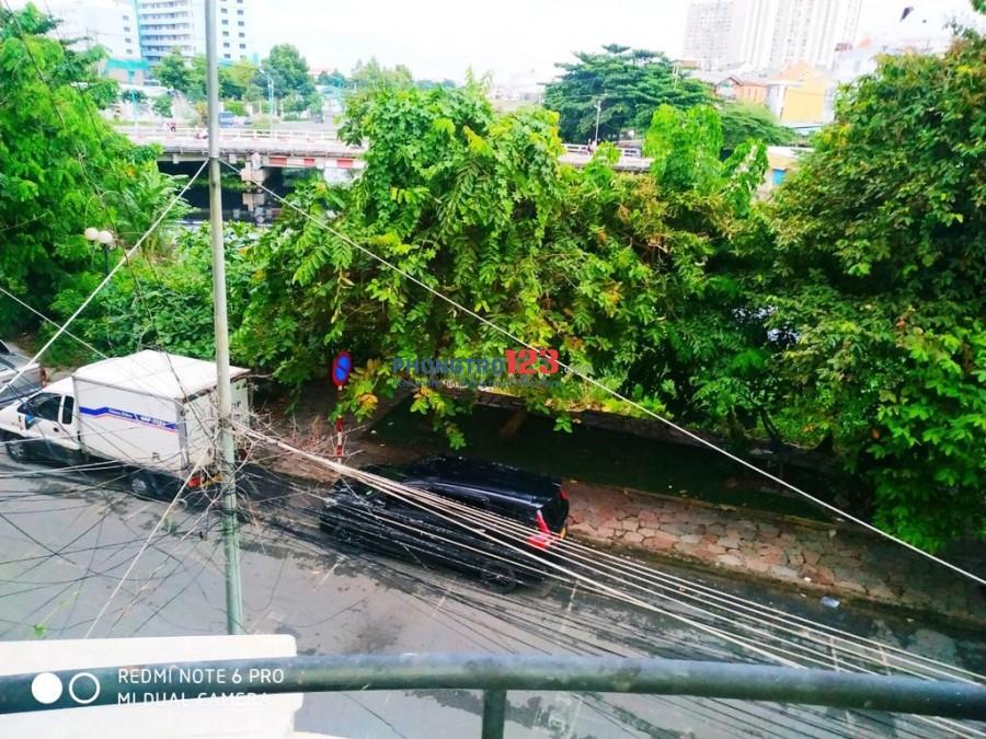 Chính chủ cho thuê CHDV mới xây hướng ra sông cách cầu Chu Văn An 50m. Diện tích: 25-45m2. Giá thuê từ 5.500k-6.500k/th
