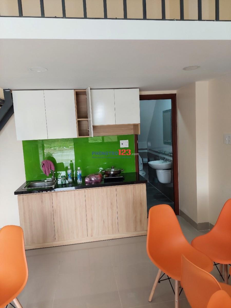 Cho thuê căn hộ giá rẻ full nội thất Quận 2