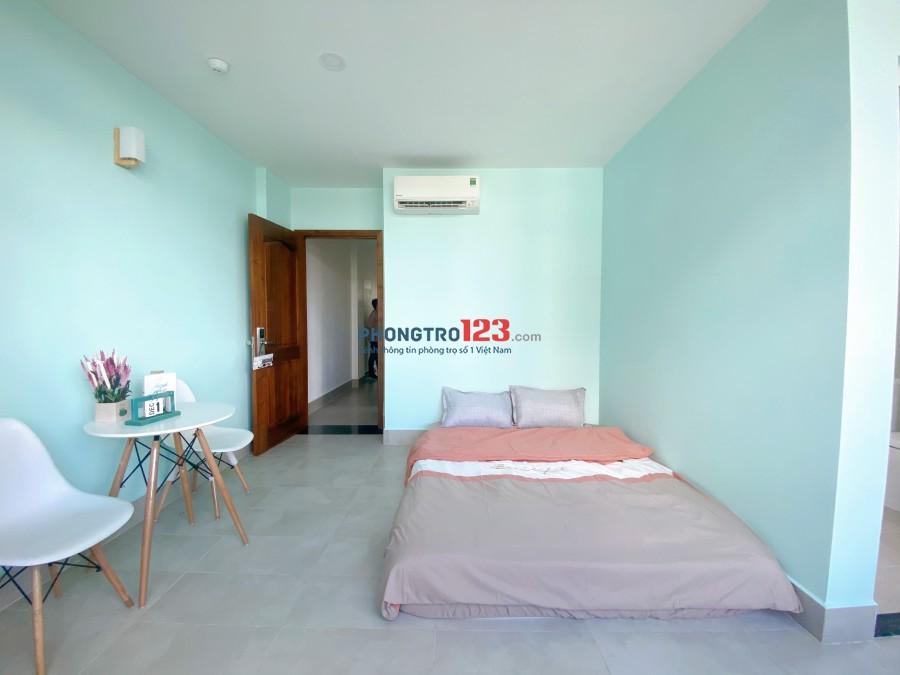 Khai trương căn hộ dịch vụ đủ nội thất mới, sang trọng tại khu dân cư Kim Sơn, Quận 7