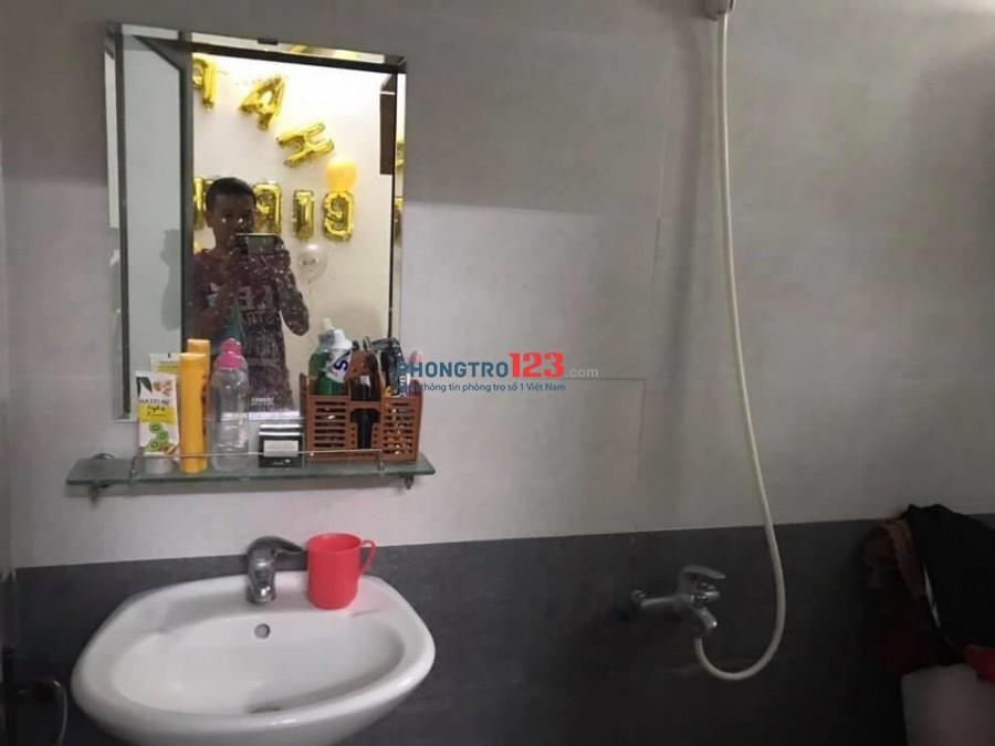 Cho thuê căn hộ mini 25m2 full nội thất, Kiều Mai, đường Cầu Diễn, Phúc Diễn, Bắc Từ Liêm, Hà Nội