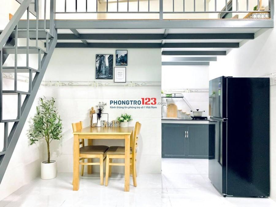 Căn hộ full nội thất xịn xò chỉ 4tr/tháng, phòng như hình trên đường Huỳnh Tấn Phát