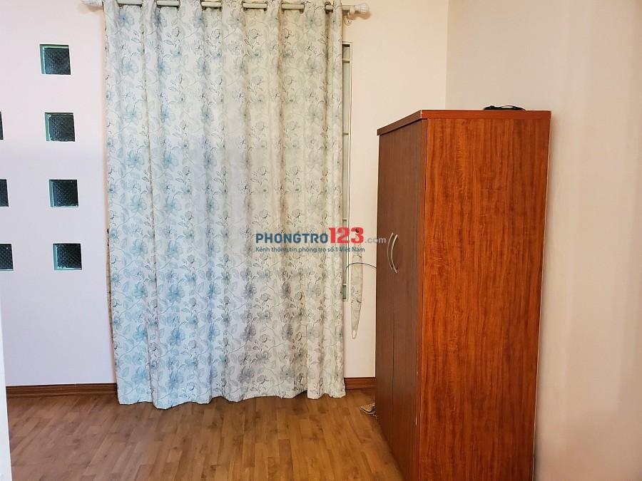 Chung cư mini (Đặng Văn Ngữ Đống Đa HN) - Đầy đủ tiện nghi, Full nội thất mát tay dọn ngay gần 45m2