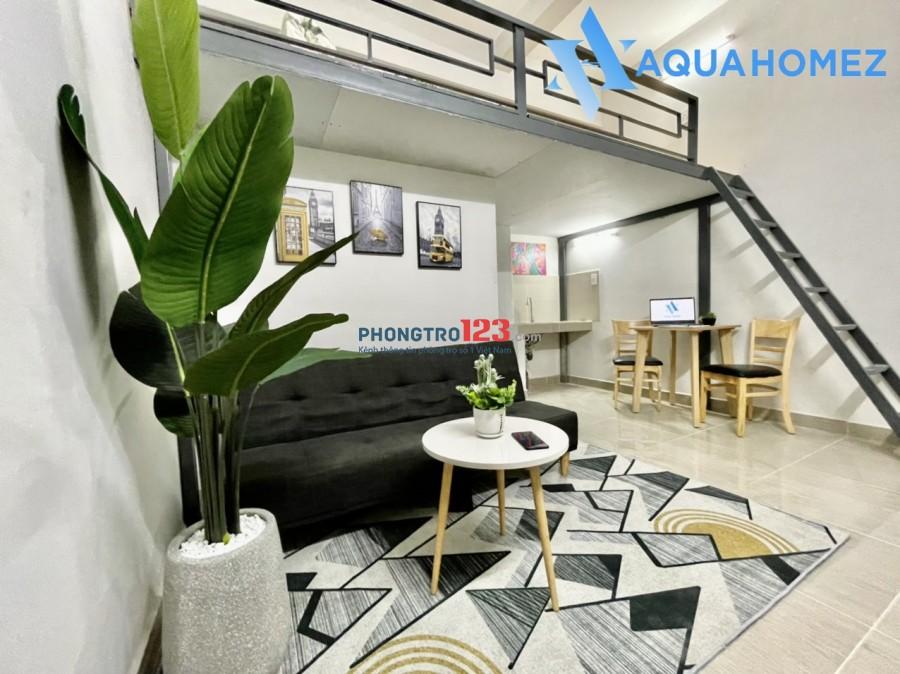 Căn hộ full nội thất, gần Đại Học Hồng Bàng, thuận tiện đi Quận 5. Giá 3 triệu - 27 m²