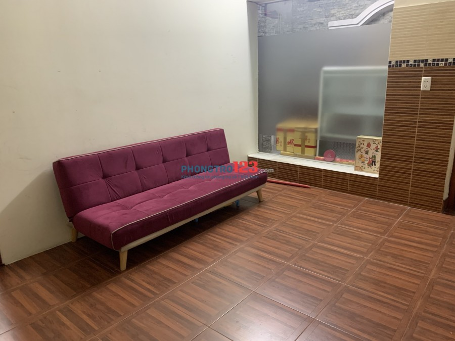 Cho thuê phòng Full nội thất tại 171 Đông Hưng Thuận 2 P Tân Hưng Thuận Q12 giá 4tr/th