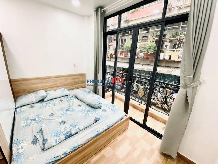 Cho thuê căn hộ 212/A41 Nguyễn Trãi, Quận 1. Giá thuê chỉ: 5,5tr -> 6,5tr/Tháng