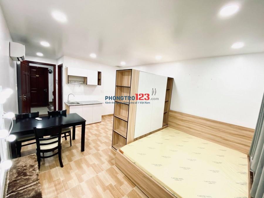 Cho thuê phòng cao cấp 212/A41 nguyễn trãi, Q1