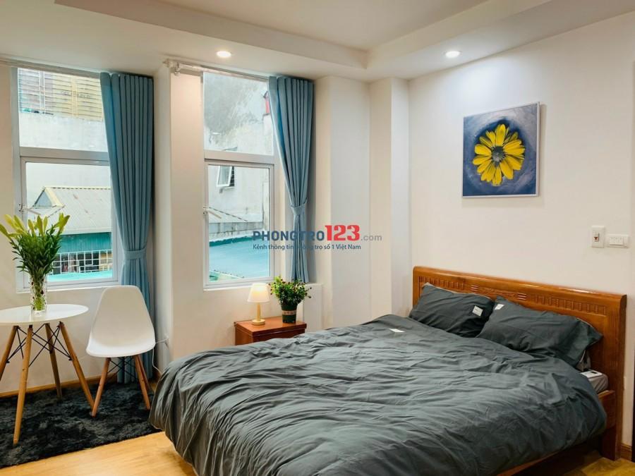 My home chung cư mini mới hoàn thiện ở số 29 Nguyễn Thái Học, Hoàn Kiếm, Hà nội