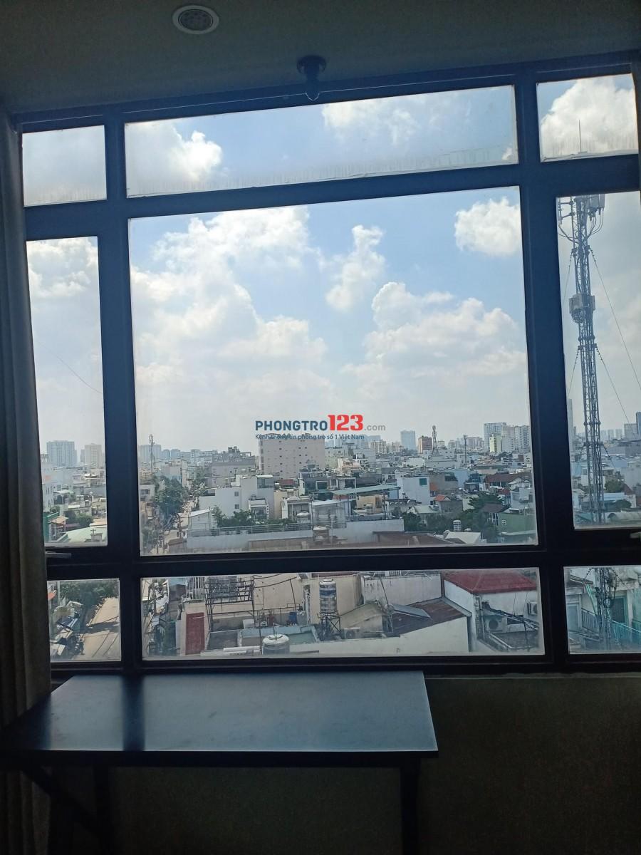 Căn hộ có sân thượng, đầy đủ nội thất, view đẹp Landmark 4 cửa sổ lớn Bùi Đình Tuý, Bình Thạnh