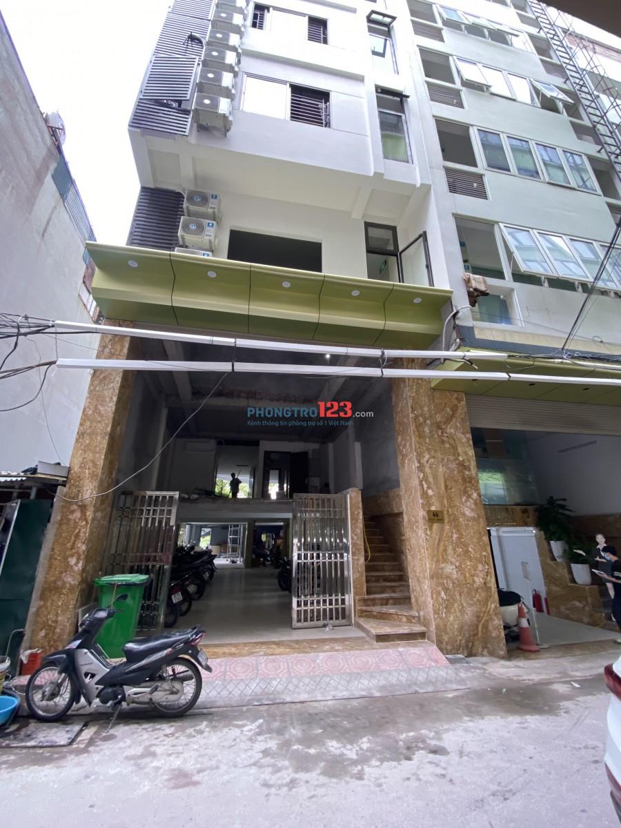 Cho thuê văn phòng tại 75 Đường Nguyễn Xiển Thanh Xuân 160m2