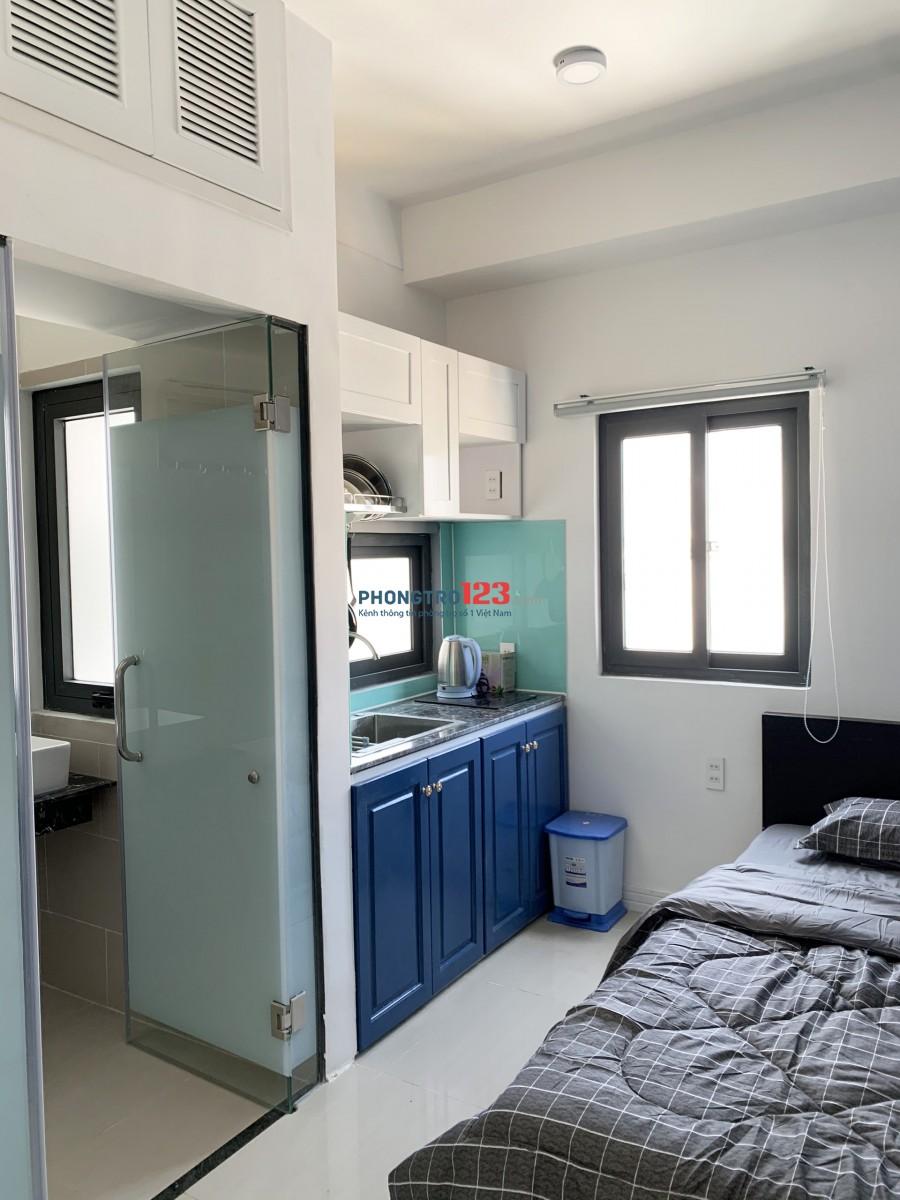 Chung cư mini đầy đủ nội thất mới xây đường Lâm Văn Bền, quận 7, sát Lotte Mart