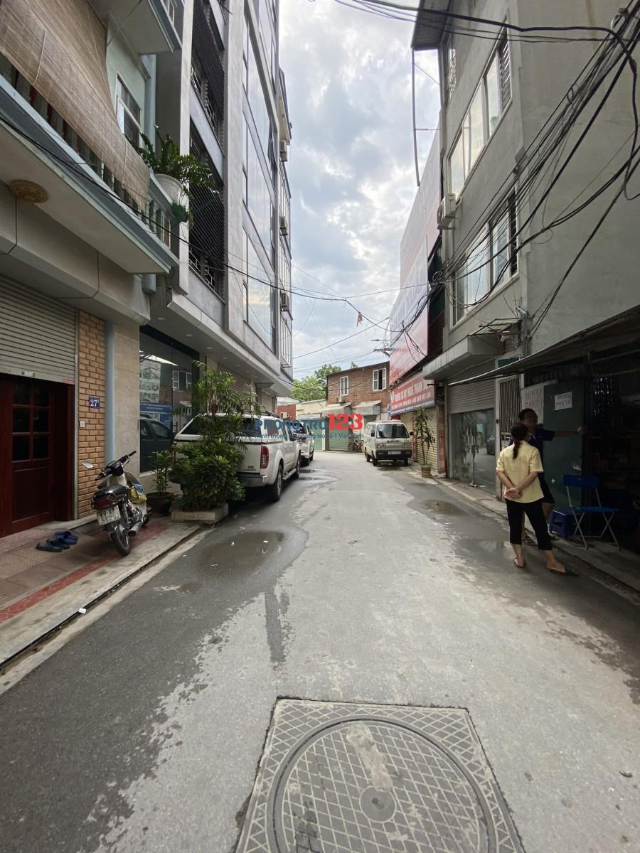 Cho thuê mặt bằng văn phòng khép kín rộng rãi Thanh Xuân