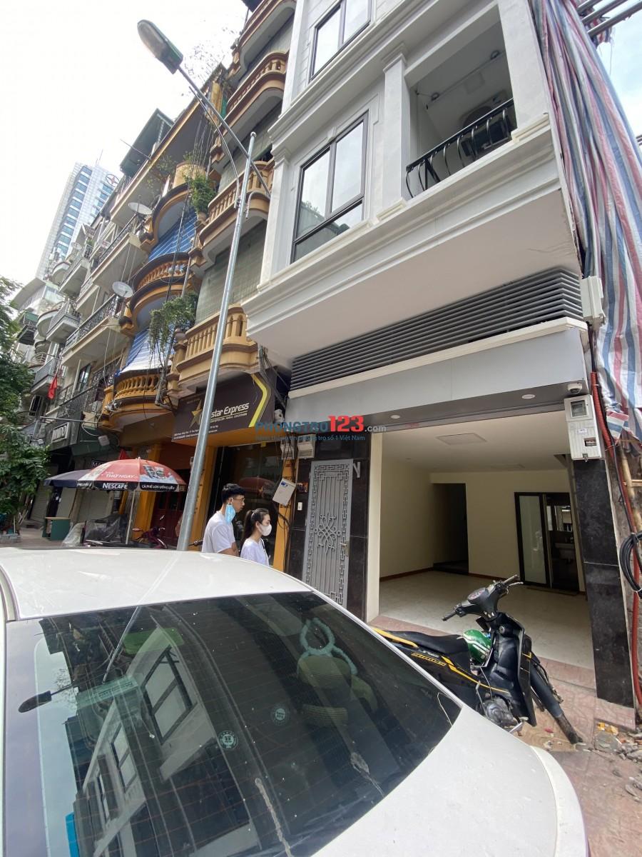 Mặt Bằng Kinh Doanh 40m2 tại phố Phạm Hồng Thái - Ba Đình