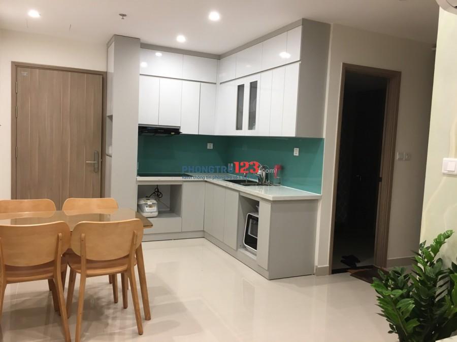 Cho Thuê Căn 1PN+1 VH Smart City giá 6,5tr/tháng