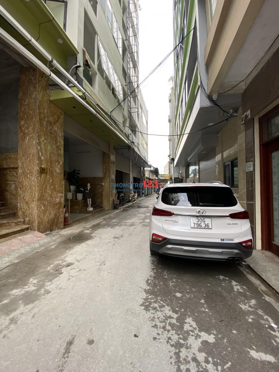 Mặt Bằng Làm Văn Phòng tại 75 Nguyễn Xiển- Thanh Xuân