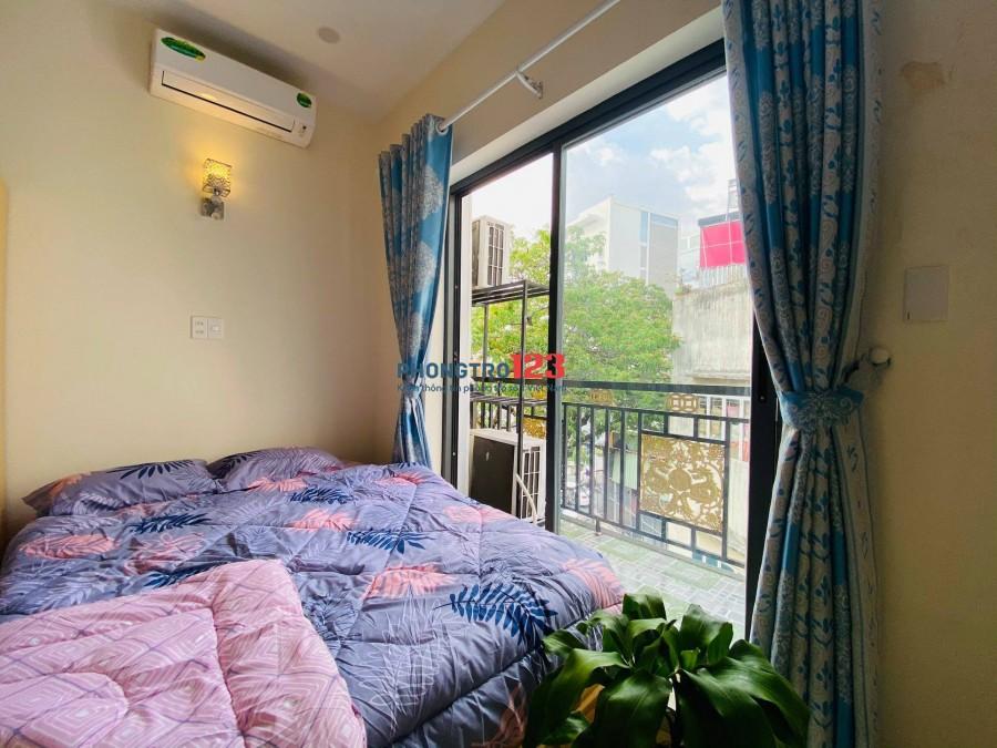 Cho thuê phòng Full nội thất tại Thích Minh Nguyệt P2 Q Tân Bình giá 4,5tr/th