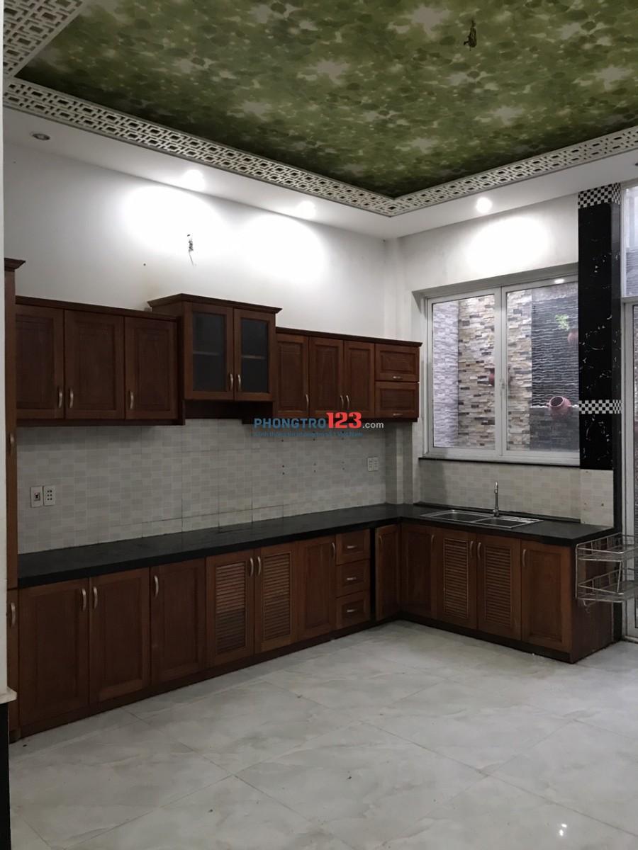 Chính chủ cho thuê nhà phố A28 Hoàng Quốc Việt P.Phú Thuận Q7 nhà đẹp ở ngay