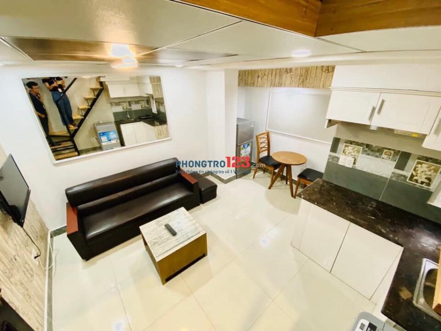 Cho thuê chung cư, căn hộ giá rẻ Quận 7, full nội thất, ưu đãi mới nhất