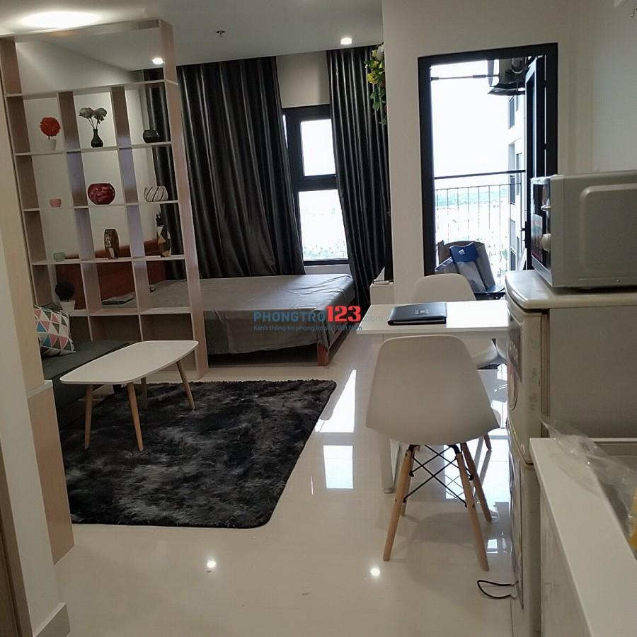 Cho thuê căn hộ chung cư, full đồ dùng tại Vinhomes Ocean Park