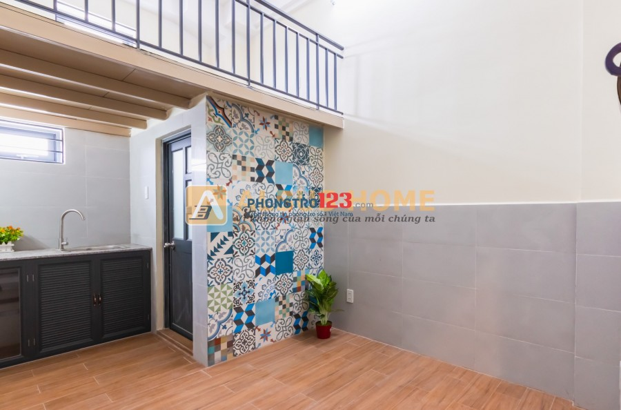 Phòng Có Gác Cạnh Khu Công Nghệ Cao, Samsung, Fpt, Tại Lã Xuân Oai, Phường Tăng Nhơn Phú A, Quận 9